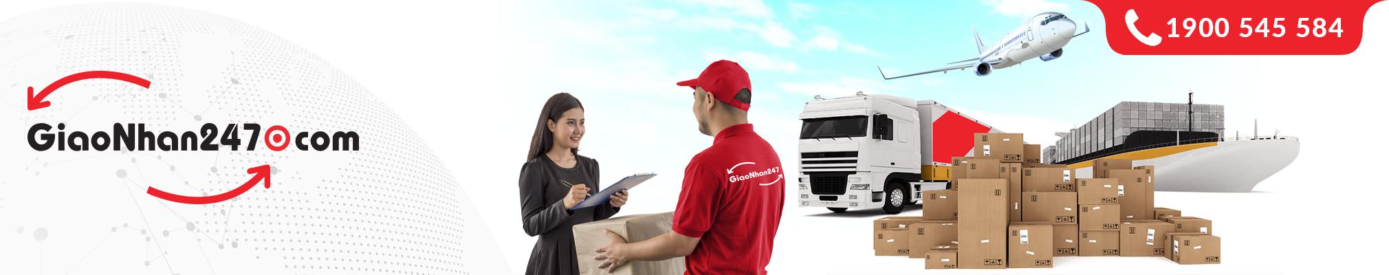 Nhận mua, vận chuyển ship hàng quốc tế về Việt Nam – Giao nhận 247