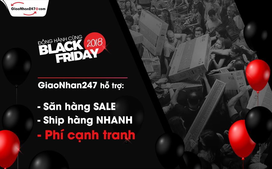 black friday mang den khach hang su don gian