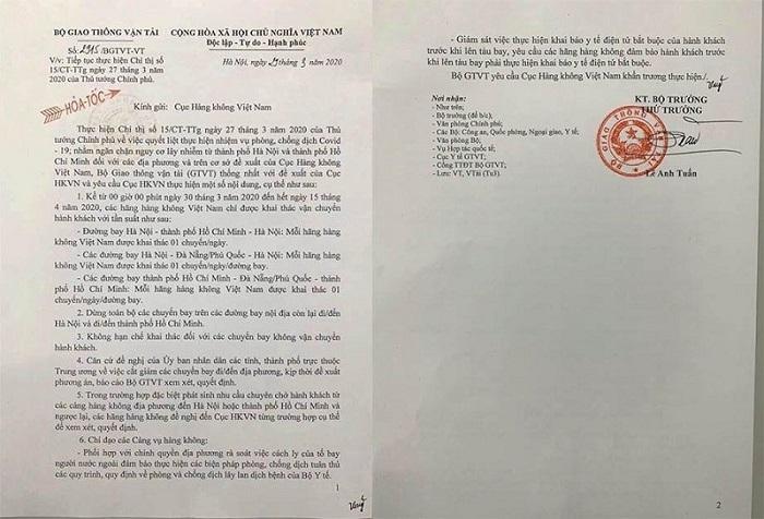 Thông báo về tình trạng ách tắt hàng không và giải pháp của Giaonhan247
