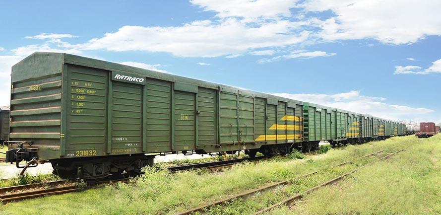 Vận chuyển container quốc tế bằng đường sắt 3