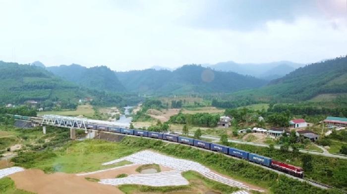Vận chuyển container quốc tế bằng đường sắt 2