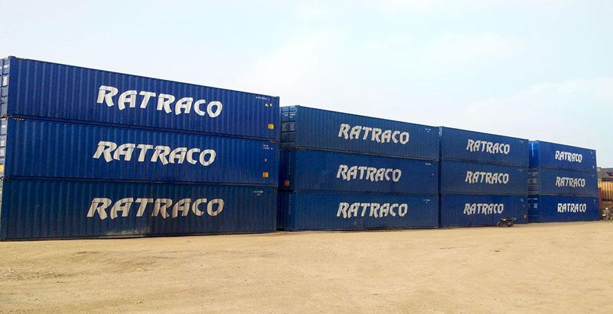 Vận chuyển hàng hóa bằng các toa xe chuyên dùng 3