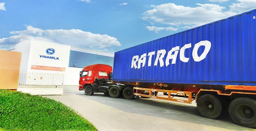 Vận chuyển container giá rẻ bằng đường bộ 1