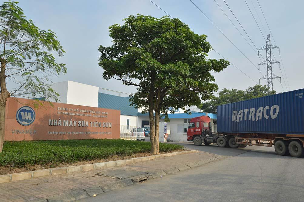 Vận chuyển container giá rẻ bằng đường bộ 2