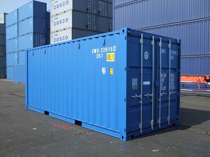 Vận chuyển container giá rẻ, uy tín bằng đường bộ 1