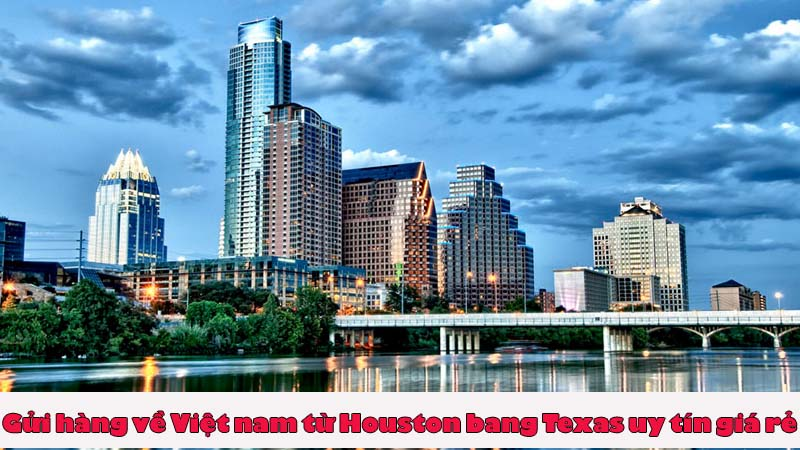 gui hang ve viet nam tu houston bang texas