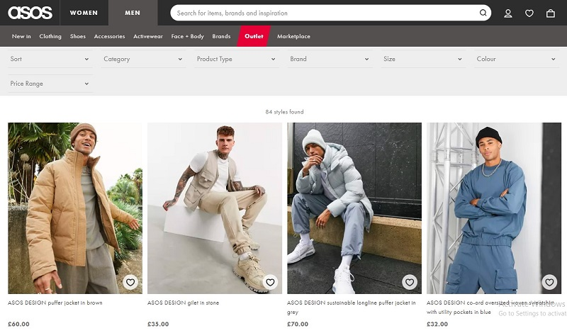co nen mua hang asos