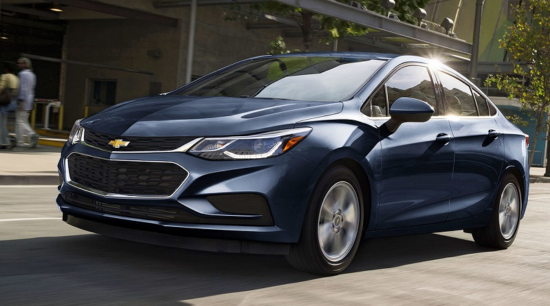 order lop xe Chevrolet Cruze