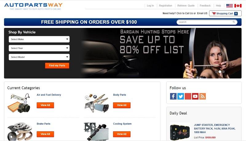 website mua phu tung oto