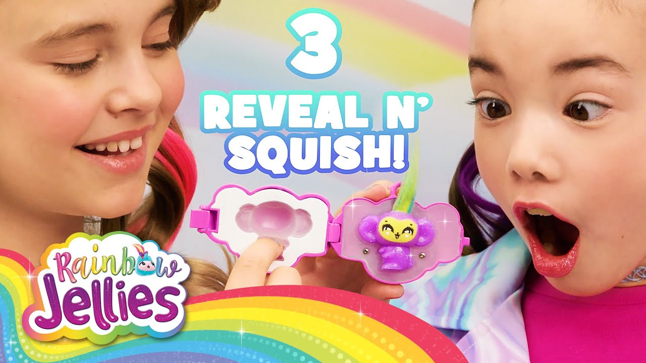 Rainbow Jellies Toys la san pham cua ai