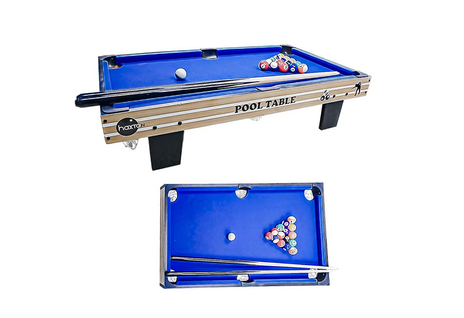 "ban bida mini haxTON Tabletop Pool Table Set, Mini Pool Table,36""x20""x3.14"