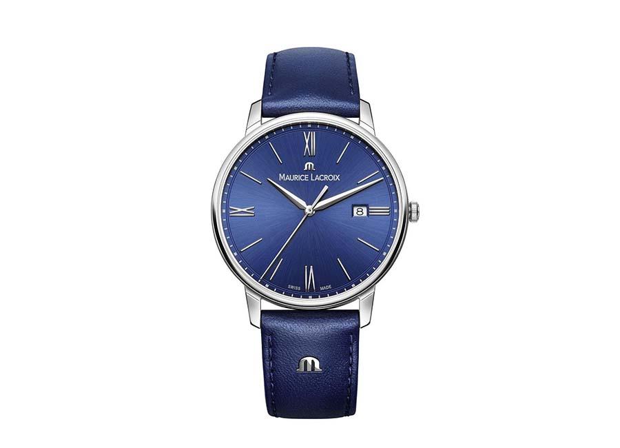 Maurice Lacroix Men's Eliros Stainless Steel Quartz Watch