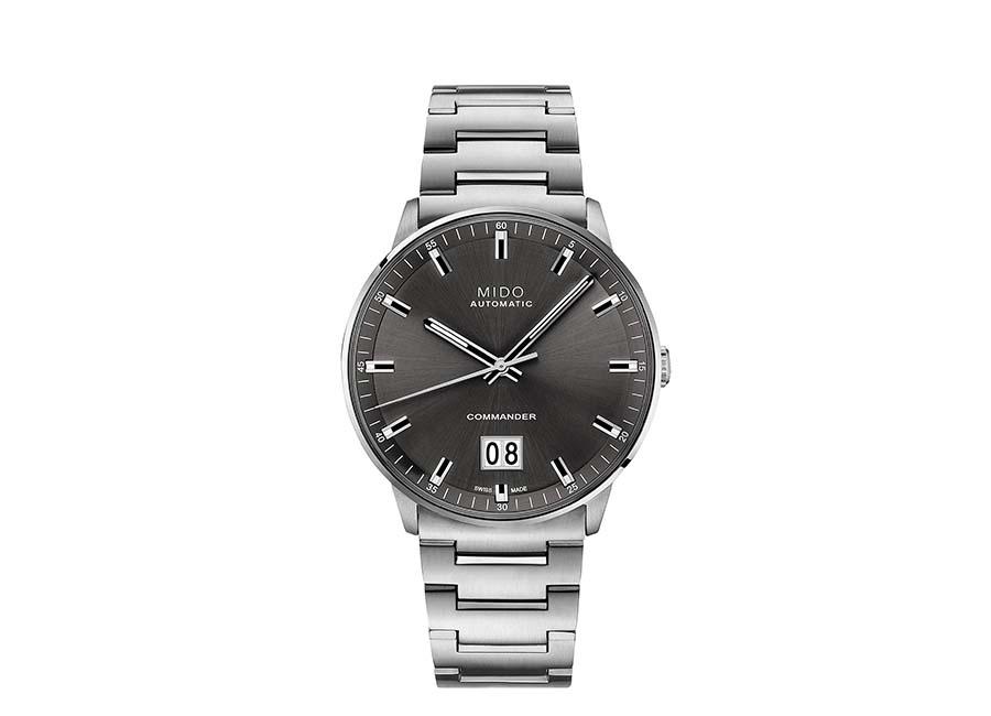 Mido M0216261106100 Commander Automatic Watch Big Date