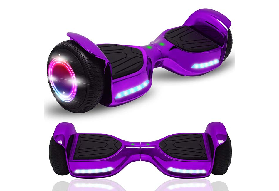 """CHO POWER SPORTS Hoverboard 6.5"""" inch Wheel Electric Smart Self Balancing Scooter cho be"""