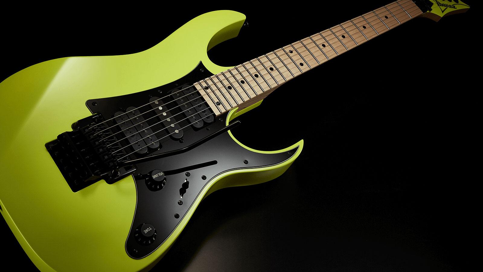dan guitar dien ibanez cho nguoi yeu am nhac
