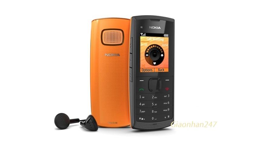 Điện thoại Nokia X100 pin trau