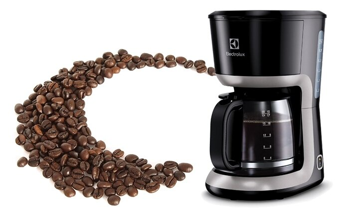 review may pha cafe Electrolux