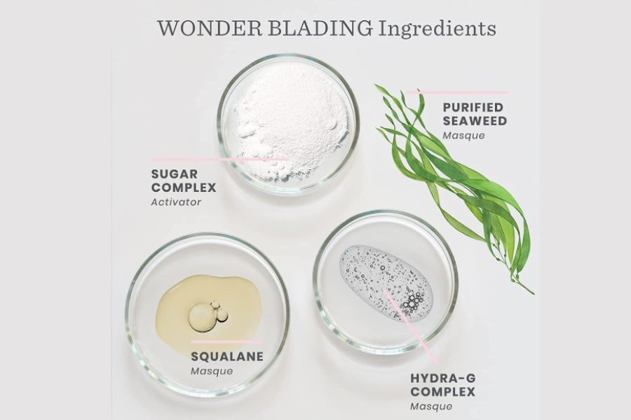Wonder Blading Peel & Reveal Lip Color Kit an toan cho nguoi dung