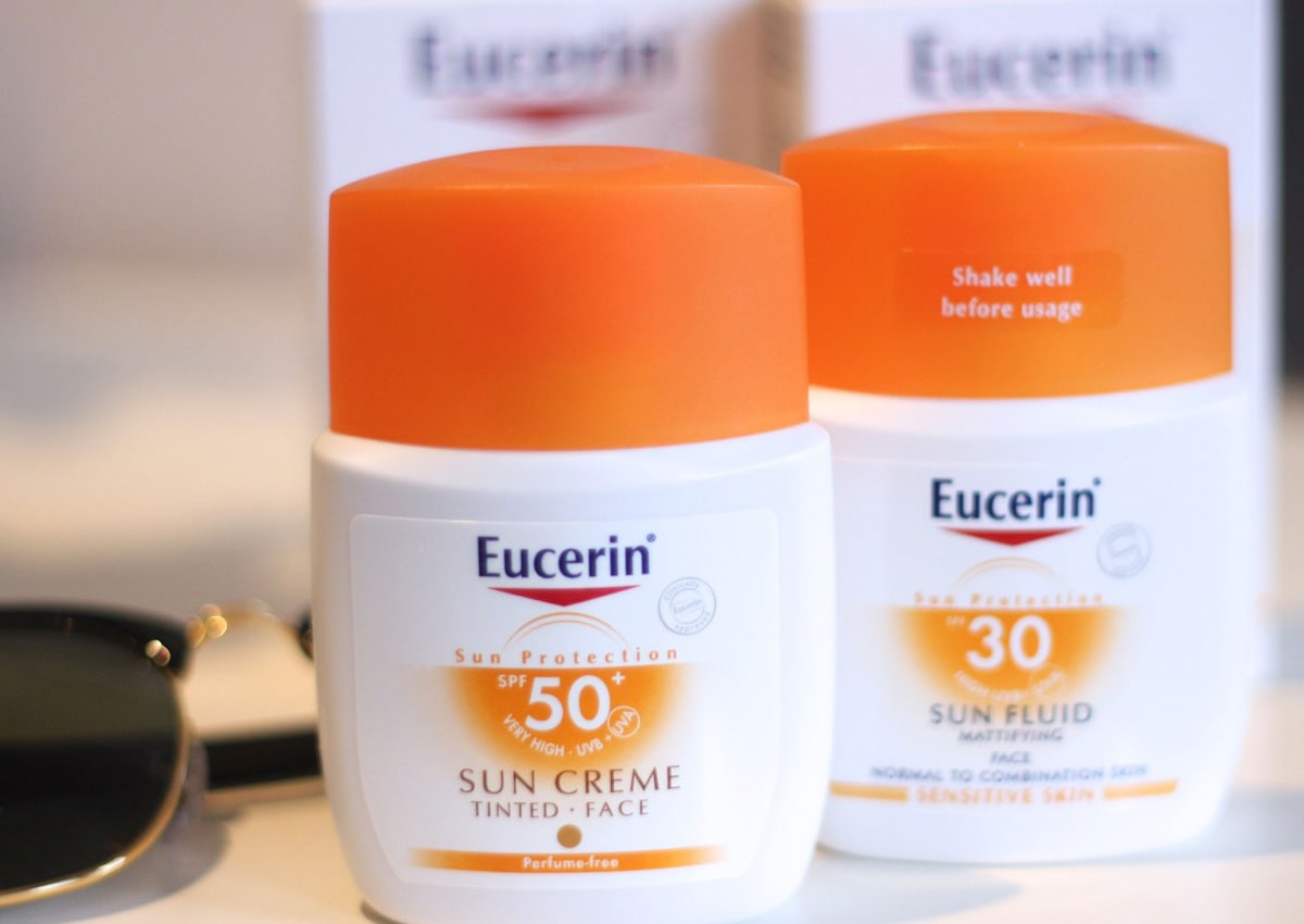Eucerin Sun Fluid Mattifying SPF50