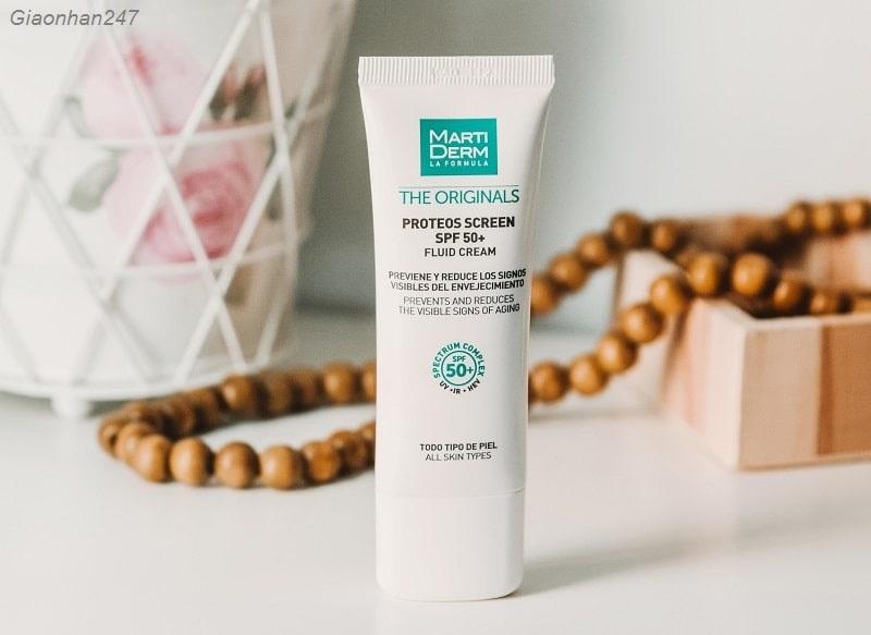 Proteos Screen Fluid Cream