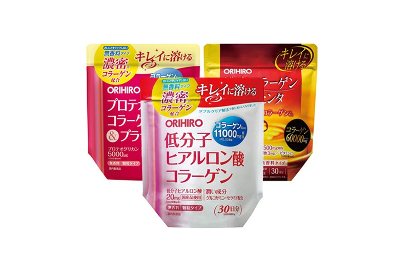 review collagen Orihiro