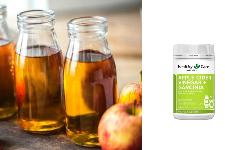 Healthy Care Apple Cider Vinegar